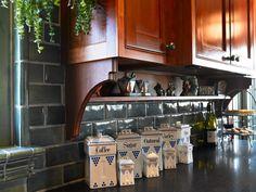 RoomReveal - Craftsman Kitchen Detail by Carisa Mahnken