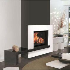 Cheminee design Brisach : cheminées modernes et design, cheminée ...