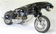 In pictures: custom Harley Davidsons