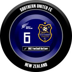 DNZ Football Buttons: Southern United FC