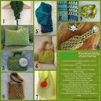 Free Pattern Friday – GREEN with Envy February 28, 2014 ~ Leave a Comment