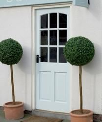 Georgian M&T | External Hardwood Doors | Doors & Joinery | Howdens Joinery