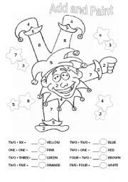 English worksheet: CARNIVAL