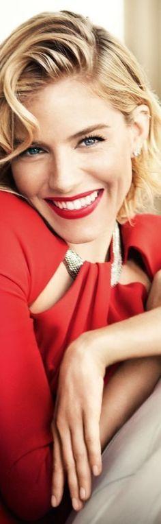 She's oh so happy via Oh So Pretty.. luxury living
