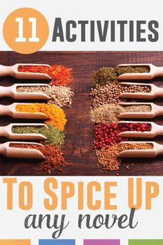 Add spice to any novel with one of these quick eleven ideas.