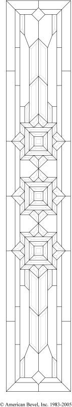 American Bevel offers bevel glass clusters and free stained glass design software Stained Glass Paint, Stained Glass Panels, Stained Glass Projects, Stained Glass Patterns, Tiffany, Art Nouveau, Art Deco, Class Projects, Beveled Glass