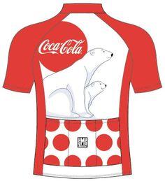 Coca-Cola cycling apparel