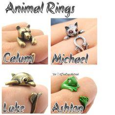 5sos favorite animals