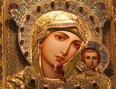 "Photo from album ""Коллекционер"" on Yandex. Madonna And Child, Antique Paint, Orthodox Icons, Mothers Love, Religious Art, Views Album, Princess Zelda, Statue, Artwork"