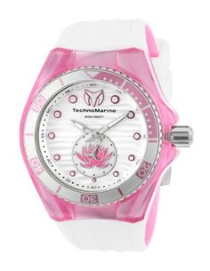 TechnoMarine Womens 113022 Cruise Beach Stainless Steel Watch * Click image to review more details.