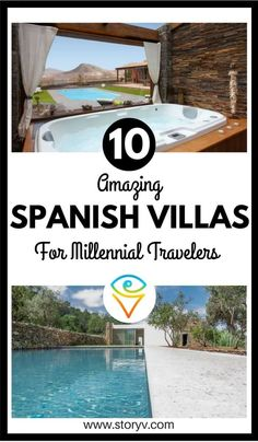 Gather up your mates and pack your suncream because it's time for a Spanish summer holiday! Hot weather, beautiful beaches and amazing nightlife make Spain the perfect destination to kick back and have a ball with your friends. You'll need somewhere nice