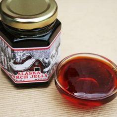 Alaska Birch Jelly $6.95 (4.5 oz jar)