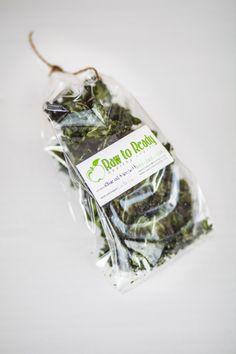 Raw and dehydrated kale chips   Www.rawtoready.webs.com