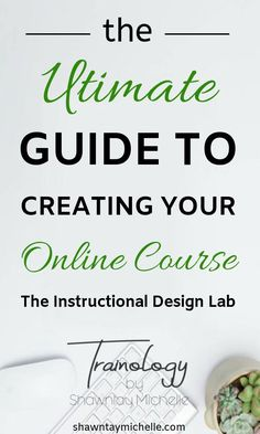 If you are new to instructional design or just feeling a little overwhelmed with your design process, this is your chance to learn what you need to know to feel confident in your skills as an instructional designer and the management of your projects. This course will walk you through all phases of ADDIE, how to work with SME, how to manage your projects, how to help maximize learning, and so much more!