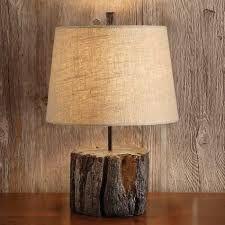 lampara de madera casera - Buscar con Google