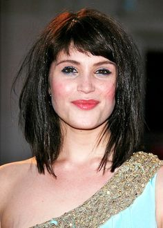 Gemma Arterton hair.