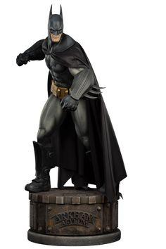 Batman Arkham Asylum Premium Format Figure by Sideshow Collectibles.