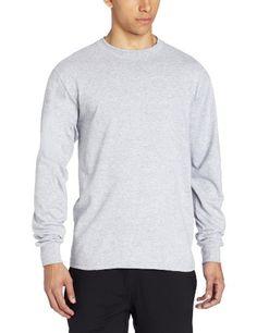 BESTSELLER! Soffe Men`s Men`S Long Sleeve Cotton... $7.99