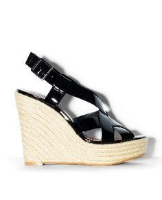 Just bought these wedges and they are SO comfy!