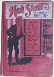 Cover of: Hot Stuff from Famous Funny Men by