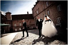 Wedding Denmark atHolckenhavn Castle Holckenhavn Castle is a manor house located next to Holckenhavn Fjord, an arm of the Great Belt, just south of Nyborg on the east coast of Funen, Denmark.One of the most magnificent manor houses whose history ... Read More