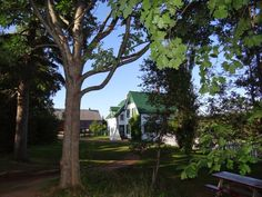 Green Gables (view from Lovers' Lane)