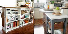12 Stellar IKEA Hacks That Organize Your Entire Kitchen
