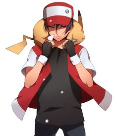 pokemon red trainer - Google Search