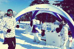 MetLife Sweet & Ski Tour | BPR Creative Ski Touring, Skiing, Tours, Creative, Sweet, Ski, Candy