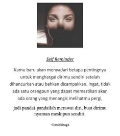 Quotes Rindu, Mona Lisa