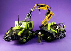 Halo Lego Sets, Lego Track, Space Miner, Power Miners, Lego Mechs, Lego Military, Lego War, Cool Lego Creations, Lego Worlds