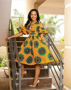 African print fashion dresses African clothing for women/ African prints dress for prom / African Print Dresses, African Fashion Dresses, African Attire, African Wear, African Women, African Prints, African Style, African Clothes, African Dresses For Women