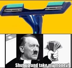 Fry - Shut up and take my money