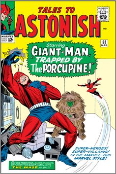 Tales to Astonish 053 (1964) (Digital) Trapped By The Porcupine!