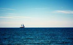 Contemplating a Late Summer Sky Ocean Sailing, Sailing Ships, Ocean Ocean, Hd Wallpapers 1080p, Look At My, Ocean Wallpaper, Sky Sea, Summer Sky, Late Summer