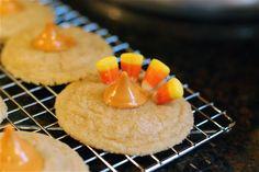 Thanksgiving Craft with Kids: Pumpkin Kiss Turkeys