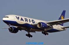 Aeroblog: Por onde voam os ex 777 da Varig