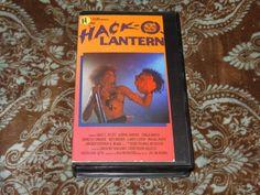 Hack O' Lantern (VHS, 1988) Rare OOP HTF Legacy/Cult Mundhra Horror *NOT ON DVD*