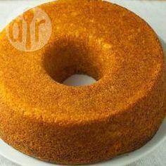 Brasilianischer Möhrenkuchen, bolo de canoura, Kuchen Brasilien, Dessert Brasilien, brasilianisch, Essen Brasilien http://de.allrecipes.com/rezept/6891/brasilianischer-m-hrenkuchen--bolo-de-cenoura-.aspx