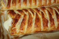 Bakery Recipes, Snack Recipes, Cooking Recipes, Snacks, Puerto Rican Recipes, Canapes, Empanadas, Baking Pans, Hot Dog Buns