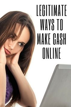 Don't fret when the money is running low and you're on the road – there are always ways to earn extra money online.