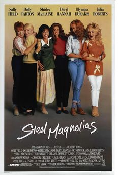 Ladies with Southern Charm. Steel Magnolias.