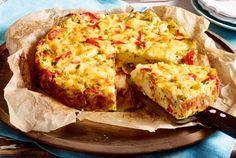 Unser beliebtes Rezept für Herzhafter Blumenkohlkuchen und mehr als 55.000 weitere kostenlose Rezepte auf LECKER.de.