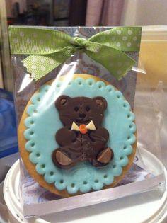 Baby Shower Sugar Cookie