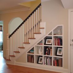 1000 images about under stair storage on pinterest - Staircase design for small spaces pict ...