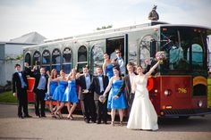 trolley in pittsburgh pa to rent for a wedding~ that would be awesome & probably expensive Wedding Transportation, Carnegie Museum, Dear Future Husband, Pittsburgh Pa, Real Couples, My Prince, Wedding Book, Wedding Vendors, Weddings