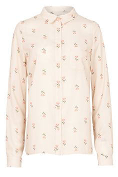 DAWN HEART FLOWER BLOUSE Image