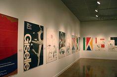 Pre-Postmodern Swiss Posters Exhibit by AisleOne, via Flickr
