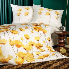 Bed linen Wenda my home My HomeMy Home Mako Satin, Linen Bedding, Bed Linen, My House, Comforters, Blanket, Furniture, Home Decor, Bed Ideas