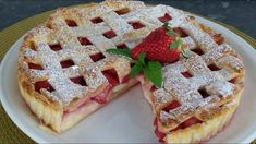 Waffles, Mothers, Cookies, Breakfast, Desserts, Food, Pai, Strawberries And Cream, Pastries